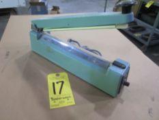 "12"" Impulse Sealer"