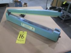 """U-Line H-1029 20"""" Impulse Sealer"""