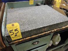 "Rahn Granite Surface Plate, 18"" x 24"" x 3"""