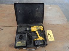 Dewalt 14.4 Volt Drill with Charger and Battery