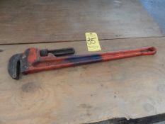 "Ridgid 48"" Pipe Wrench"