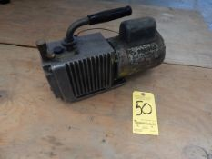 Robinair High Vacuum Pump