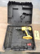 Dewalt 14.4 Volt Drill, No Battery or Charger