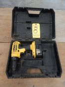 Dewalt 14.4 Volt Drill with Battery, No Charger