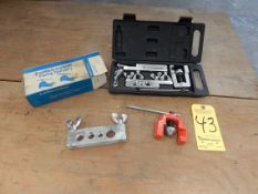 Imperial Eastman and Proset 45 Degree Flaring Tool Sets