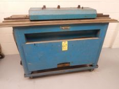 Lockformer 9-Stand Snap Lock Machine, 20 Gauge, s/n BL1731