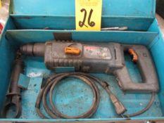 Bosch Bulldog B8850 Hammer Drill with Case