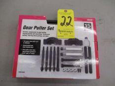 Pittsburgh Gear Puller Set