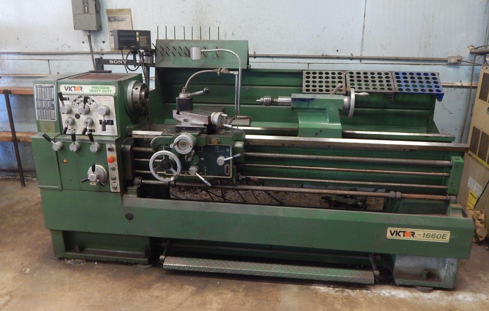 Owen County Machine & Tool - Tool Room & Fabricating Machinery