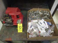 Cole Model 4KCC Key Making Machine with Key Blanks