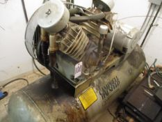 Campbell Hausfeld 10 HP, 2-Stage Tank Mounted Air Compressor