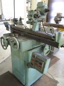 K.O. Lee Model B6062H Tool & Cutter Grinder, s/n 23057-RA, Hydraulic Table Feed