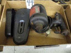 Dumore #44-011 Tool Post Grinder, 110/1/60