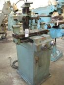 Murahashi Model CG-7 Tool & Cutter Grinder, s/n 673, Grinding Spindle, Dead Centers, No Motor