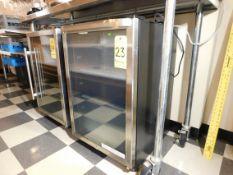 Frigidaire Under Bar Glass Door Refrigerator, 4.6 Cubic Feet