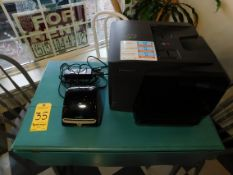 HP Officejet PRO Model 87-10 with Dymo Laser Writer and Model 4XL Printer