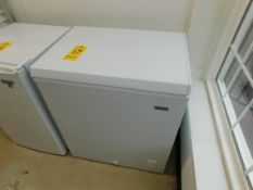 Idylis Freezer, 5 Cubic Feet
