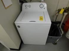 Amana Top Loading Washer, Model NTW4516FW3