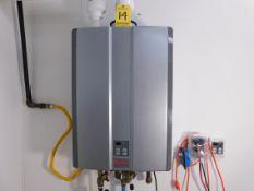 Rinnai RU199in Wall Mounted Water Heater, s/n BA-029225