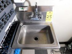 Single Bay Stainless Sink