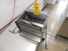 Kleen -flo Manual Curd Mill