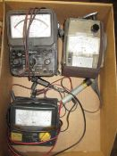 Misc.. Electric Test Equipment