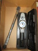 Armstrong Model 64-352A Torque Wrench 0-250IN/LB & Torque Wrench 10-150 FT/LB