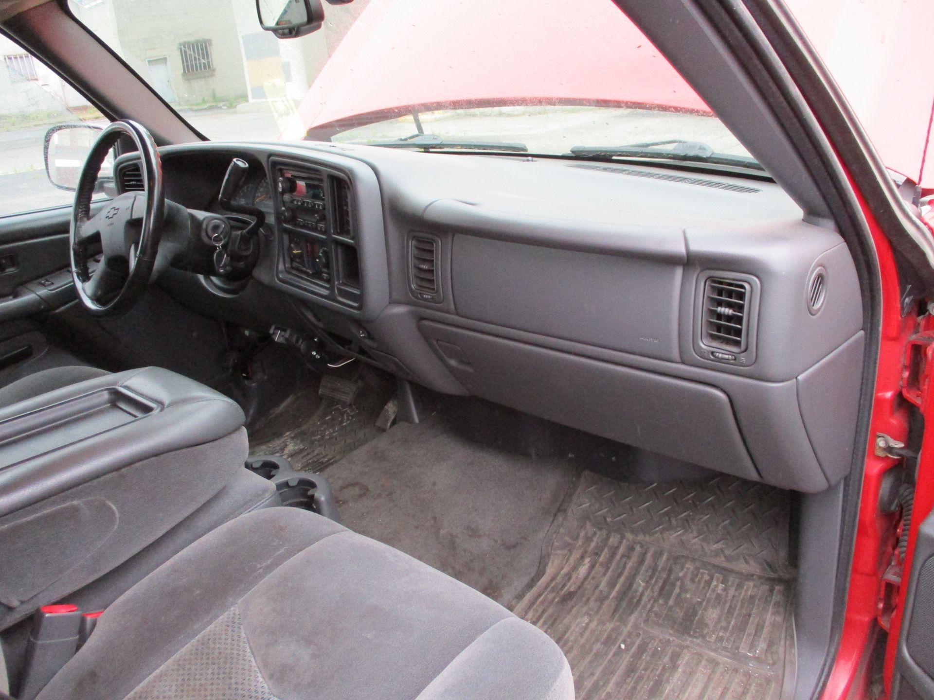 2006 Chevrolet Silverado 1500 LT Pickup, VIN 1GCEC14V96E251510, Regular Cab, Automatic, AC, 8' - Image 17 of 21