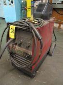 Lincoln Wire Matic 250 MIG Welder, SN U1940224463, 220V, 1phs