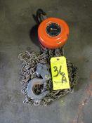 2-Ton Chain Hoist