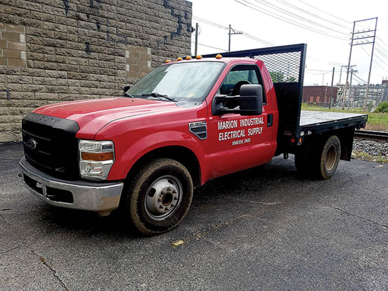 Marion Industrial Electric Supply  - Online Absolute Auction - Business Closed