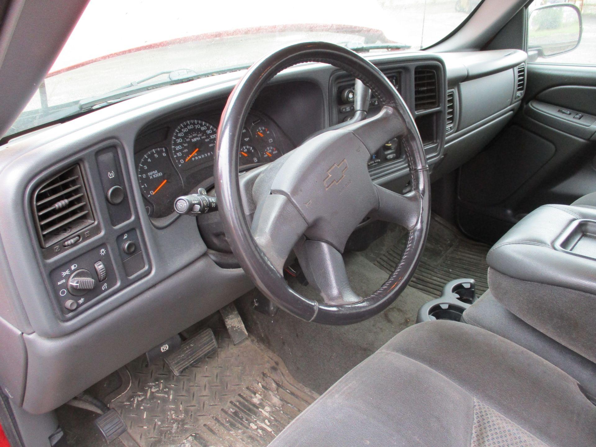 2006 Chevrolet Silverado 1500 LT Pickup, VIN 1GCEC14V96E251510, Regular Cab, Automatic, AC, 8' - Image 12 of 21
