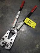 FCI Model MRC840 Hand Crimping Tool