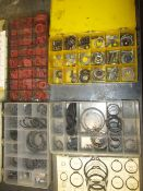 Snap Rings, Fiber Washers, Misc. Hardware