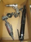 Pneumatic Drill Grinder & Needle Scaler