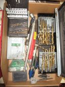 Drill Bits & Drill Indexes