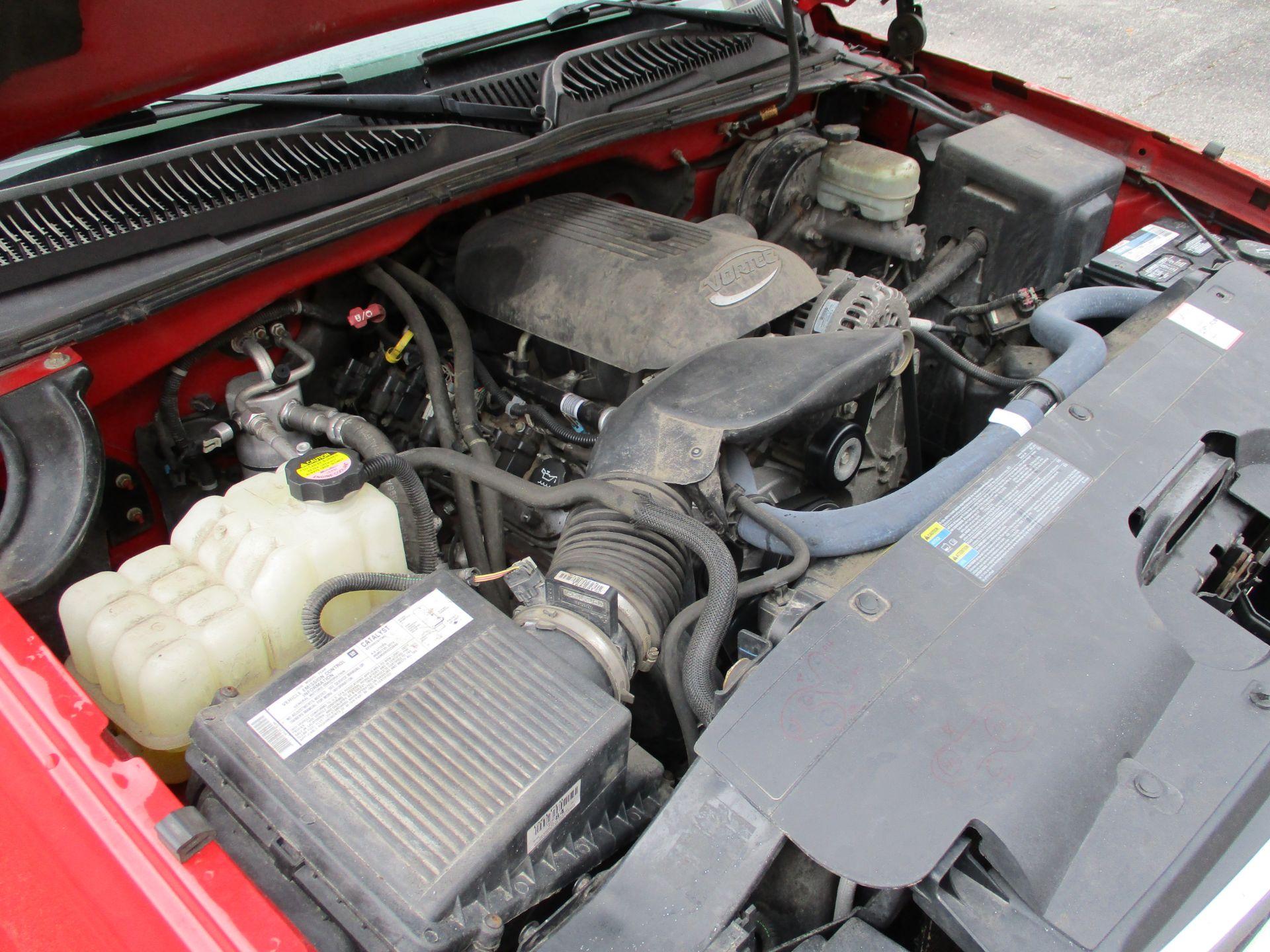 2006 Chevrolet Silverado 1500 LT Pickup, VIN 1GCEC14V96E251510, Regular Cab, Automatic, AC, 8' - Image 21 of 21