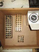 Tachometer & Letter & Number Sets
