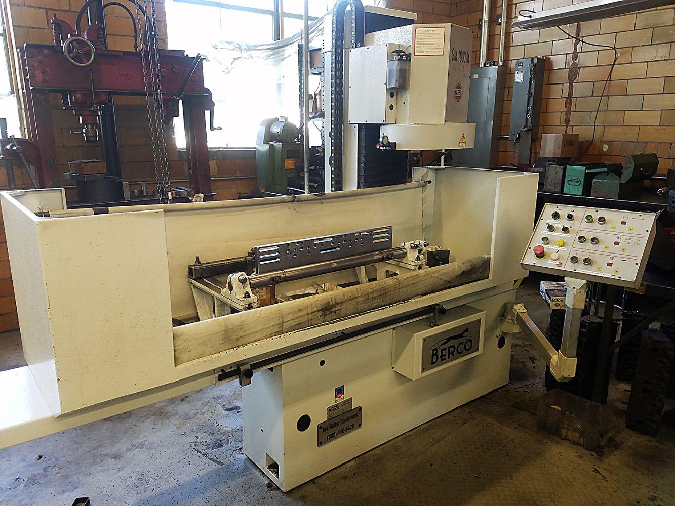 Oak's Machine, Inc.- Complete Well-Equipped Automotive Machine Shop