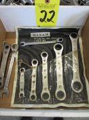 Maxam Ratcheting Box Wrenches