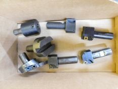 Carbide Insert Milling Tools and Fly Cutters