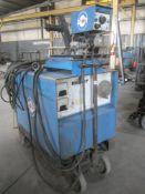 Miller CP-250TS Mig Welder, s/n HH086161, with Wire Feeder