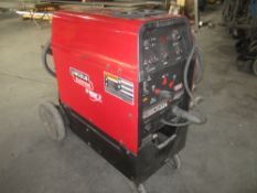 Lincoln Precision Tig 225 Tig Welder, s/n U1080707096, Sngle Phase