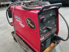 Lincoln Square Wave TIG175 Pro Tig Welder, s/n U1020229034, Single Phase