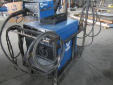 Miller CP-302 Mig Welder, s/n KJ156226, With Miller S22A Wire Feeder