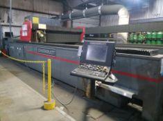 Cincinnati Model CL-840 CNC CO2 Laser, s/n 54830, 6' X 12', New 2012, 4,000 Watt, Max. Cutting
