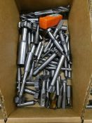 Keyway Cutters and Dovetail Cutters