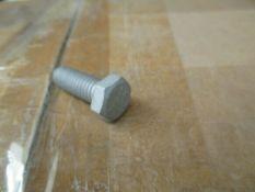 Carrdan Corporation 3/8 - 16 x 1 Grade 5 Corrosion resistant HHCS 1 box of @ 1000