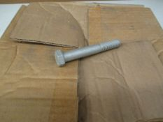 Fastener Technology 1/2-13 X 3-1/2 Grade 5 Corrosion Resistant Hex Head Cap Screw *Box of 250*