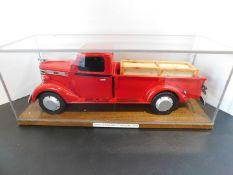 1948 Diamond T Model 201 Truck Encased Model